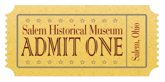 Image of Admission Ticket