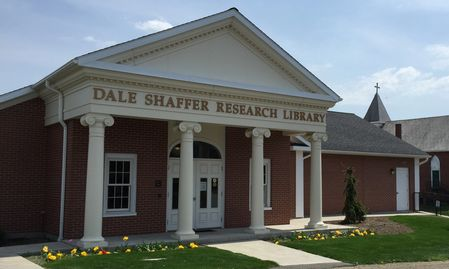 Image Dale Shaffer Research Library