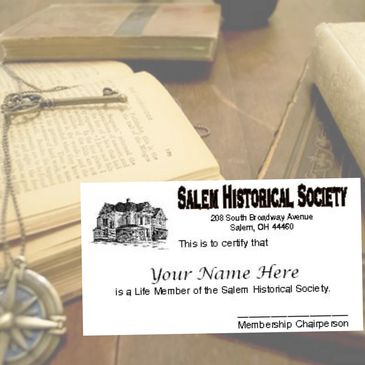 Image of Sample Membership Card