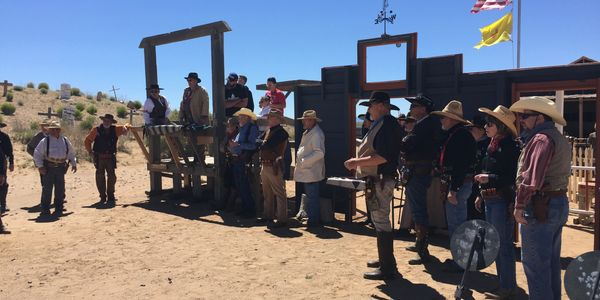 Cowboy, Cowboy Action Shooting, Single Action Shooting, SASS, RGR, Rio Grande Renegades