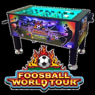 World Tour foosball