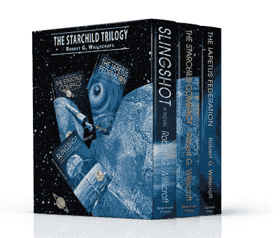 The Starchild Trilogy--Boxed Set