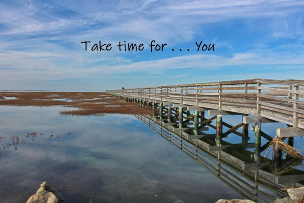 Journal - take time for you