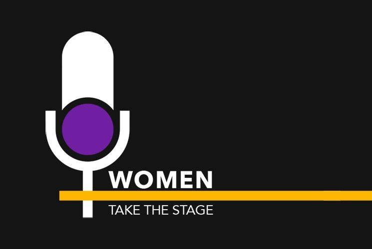 Women Take The Stage & Live Pre-Show