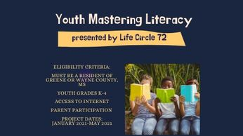 youth reading literacy wayne county mississippi