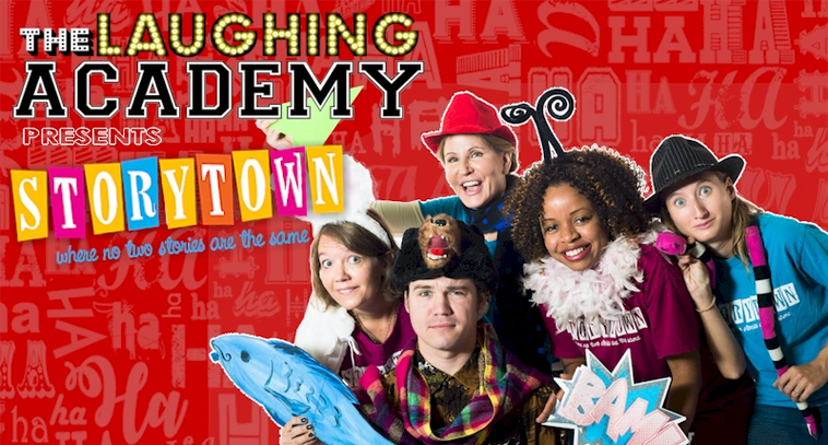 The Laughing Academy presents StoryTown Improv