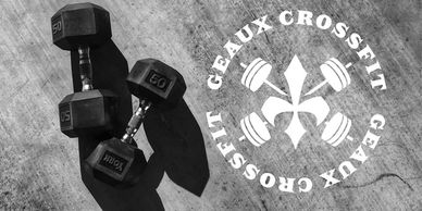 GEAUX CrossFit Program