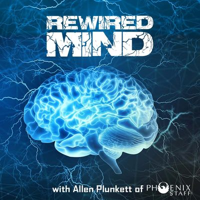 Allen Plunkett, host of Rewired Mind Podcast talks with Yoga Master, Amy Tyre about yoga.