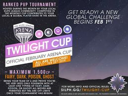 NJ Silph Arena Bayshore Two Rivers Twilight Cup