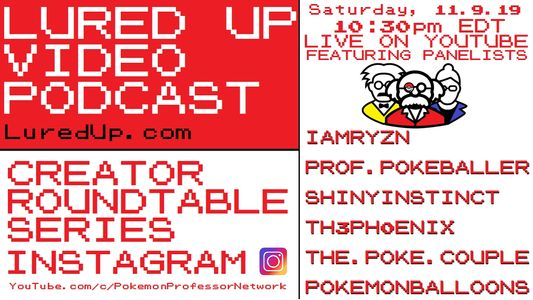 Lured Up Podcast Creator Roundtable Instagram