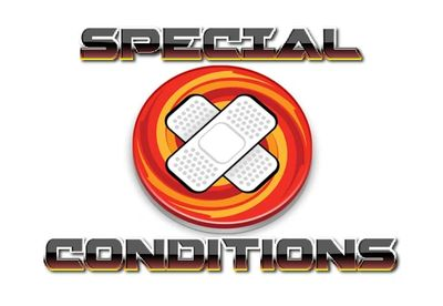 Special Conditions TCG Podcast Logo