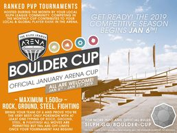 NJ Silph Arena Raiders of the Lost Karp Boulder Cup