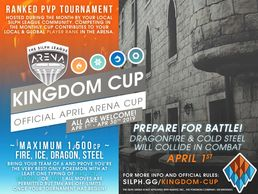 NJ Silph Arena Bayshore/Two Rivers Kingdom Cup
