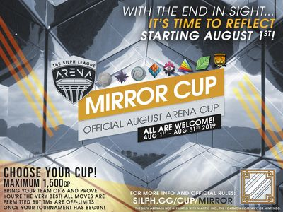 NJ GO Battle League Silph Arena Mirror Cup