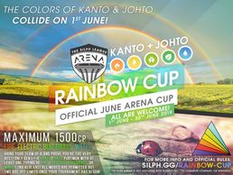 Bayshore/Two Rivers NJ Silph Arena Rainbow Cup