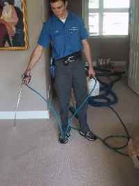 carpet cleaning pre treatment image