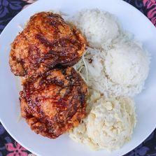 Da Hawaiian Kitchen Hb Menu