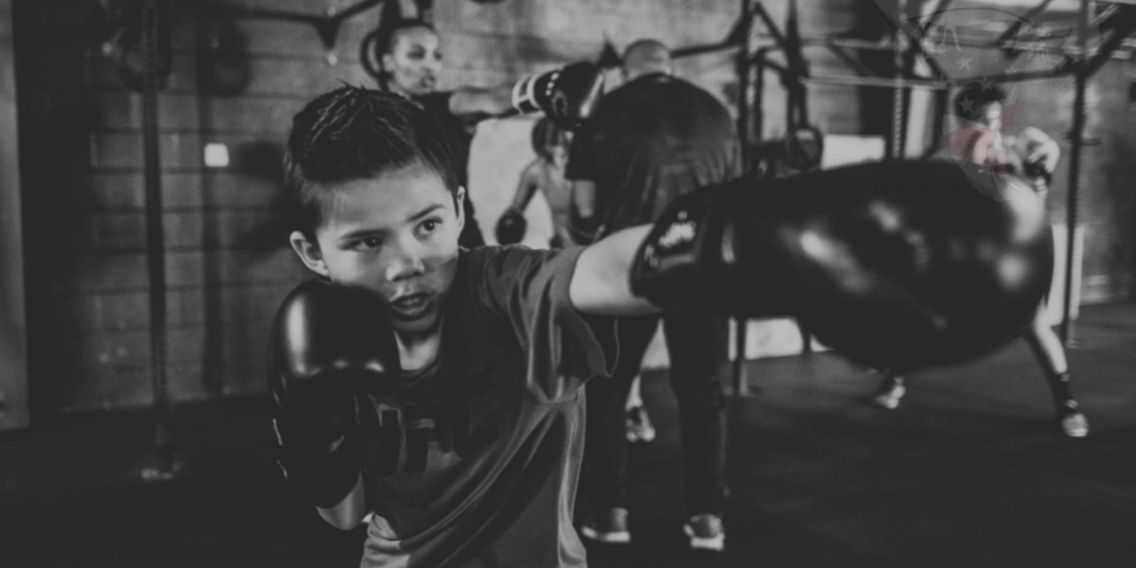 The Outlaw Boxing Club is a great way to introduce boxing into your child's life.