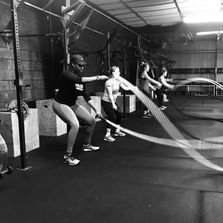 Outlaw Transformations | 30 Min HIIT Classes.