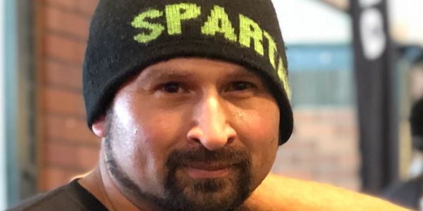"Frank ""The Tank"" Ruggiero, endurance athlete, NASAM certified and Spartan coach."
