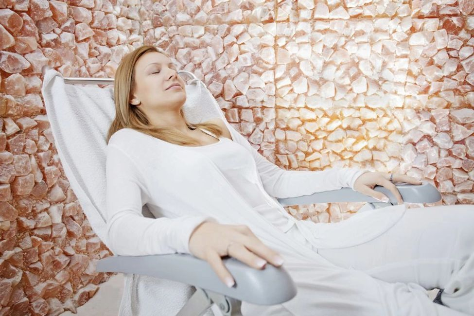 Salt Cave, Salt Therapy, Halotherapy, Asthma, Allergies, COPD, Stress Relief, Anxiety Relief,