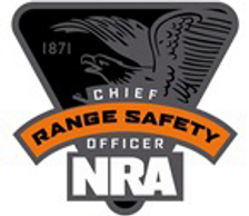 CHIEF RANGE SAFETY OFFICER NRA