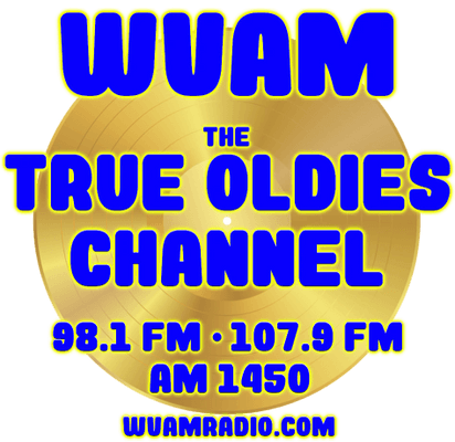 The True Oldies Channel 98.1 and 107.9 WVAM!