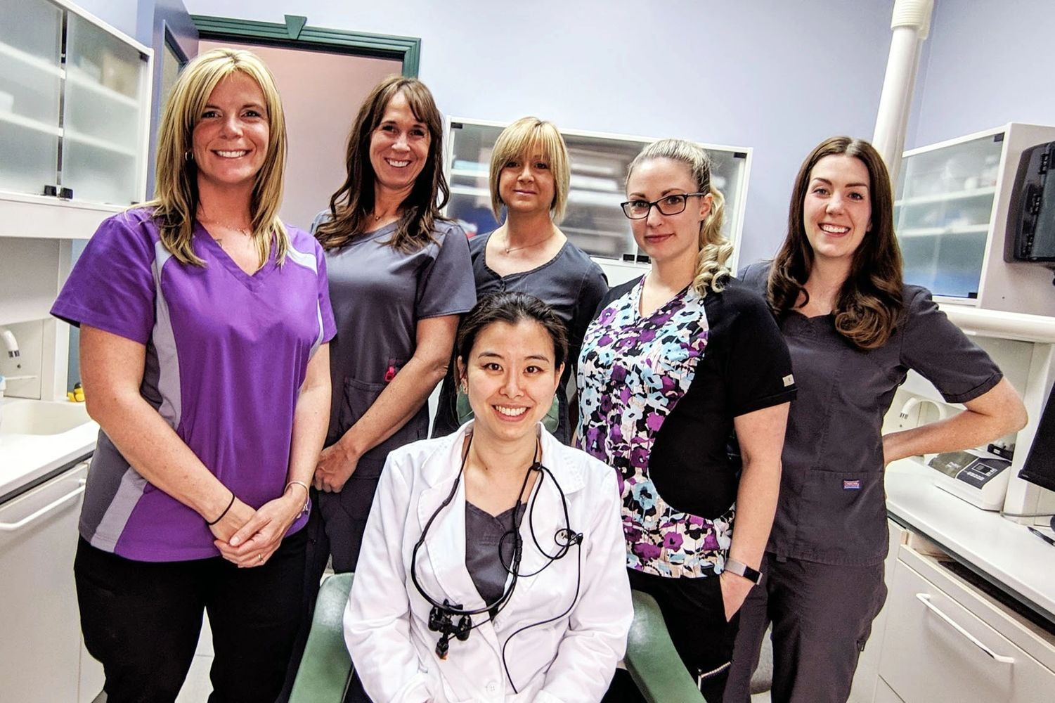 Our caring staff at Cygnet Dental