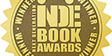 Indie Book Award 1st Prize for Regional Fiction