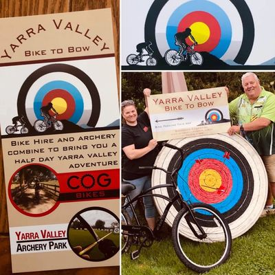 Yarra Valley Archery Pack