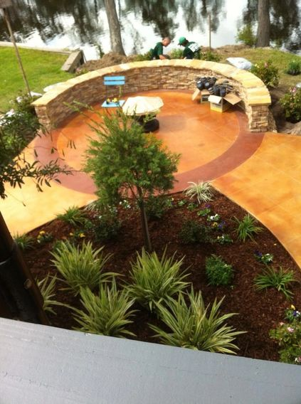 landscape design, install, maintain, Lake charles, sulphur, moss bluff, westlake, iowa louisiana