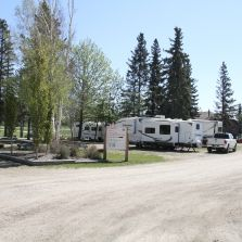 Full hookup campgrounds alberta