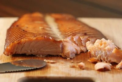Smoked Salmon Picture