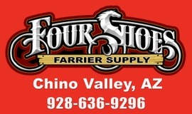 Four Shoes FARRIER SUPPLY