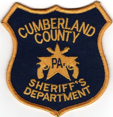 PA County Sheriff Cu-Lu   Ben's Pennsylvania Patch Collection