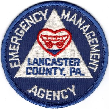 Lancaster Fire/EMS 92-99 | Ben's Pennsylvania Patch Collection
