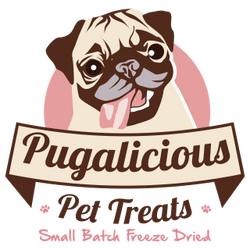Pugalicious Freeze Dried Dog Treats