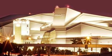 Adrienne Arsht Center for the Performing Arts in Miami, Florida.  Symphony Orchestra Broadway Shows