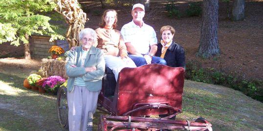 Homecoming 2006 | Jackson Springs Historical Foundation Website