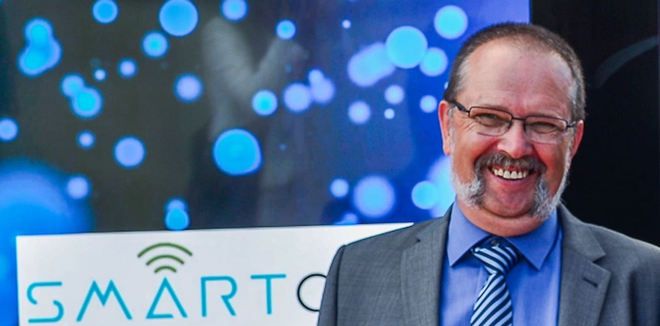 SmartCiti Solutions, Inc. New (CTO) Chief Technology Officer - Mr. Frank Zwarg of Germany