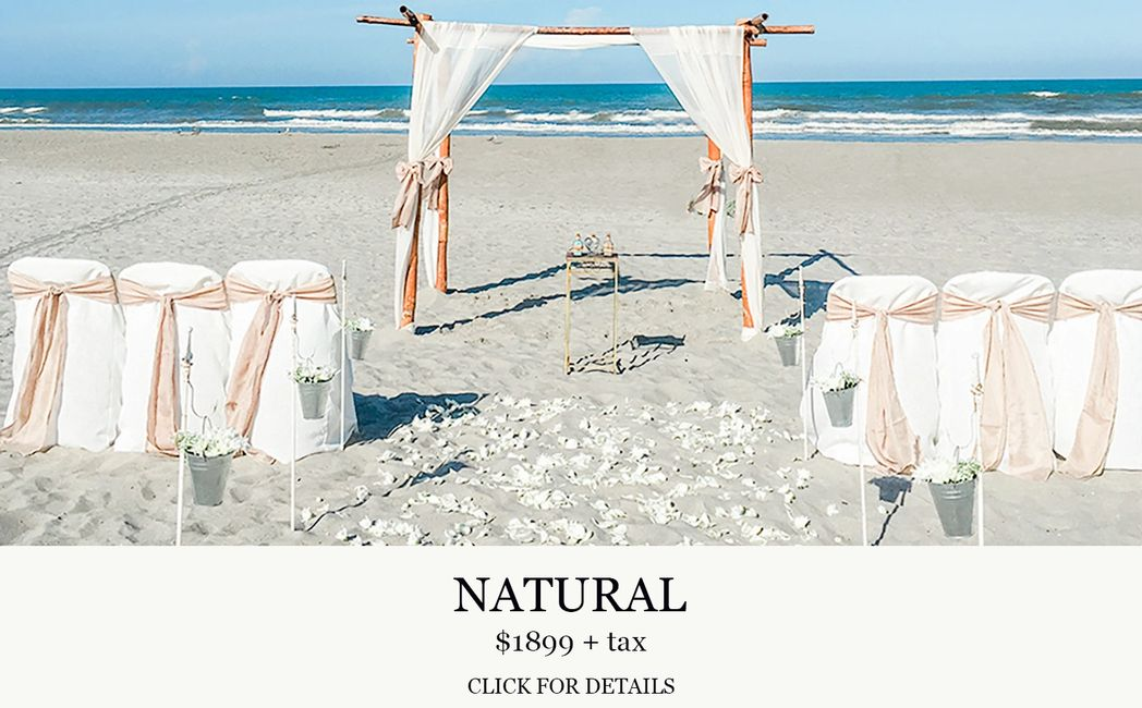 Natural Cocoa Beach Wedding, Central Florida Wedding Group