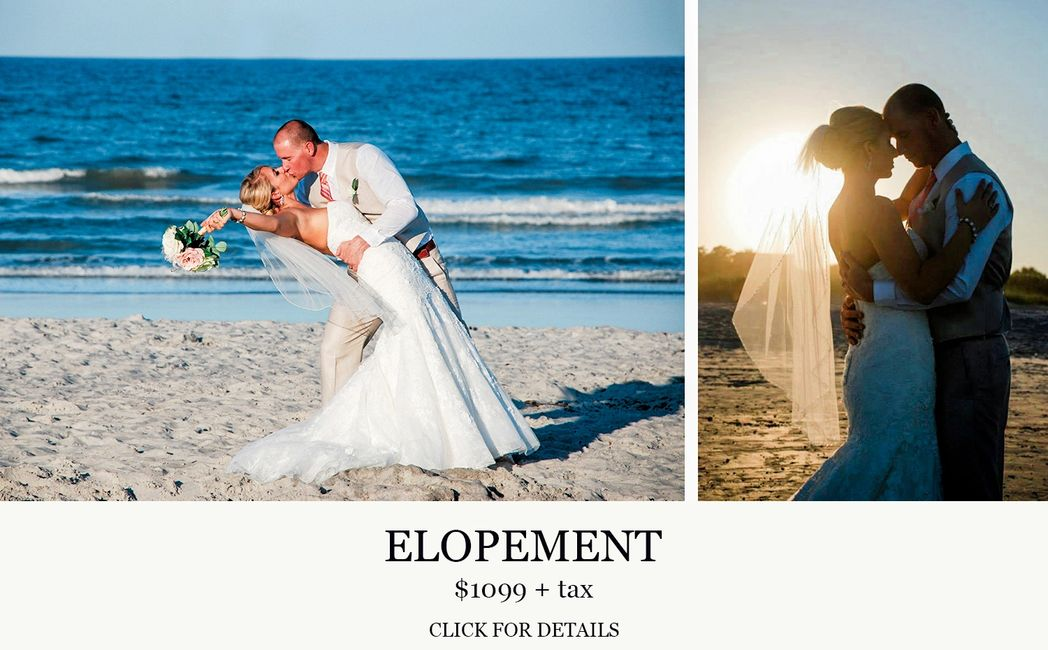 Elopement Cocoa Beach Wedding, Central Florida Wedding Group
