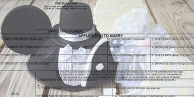 Central Florida Wedding Group Orlando Cocoa Beach Marriage License Service