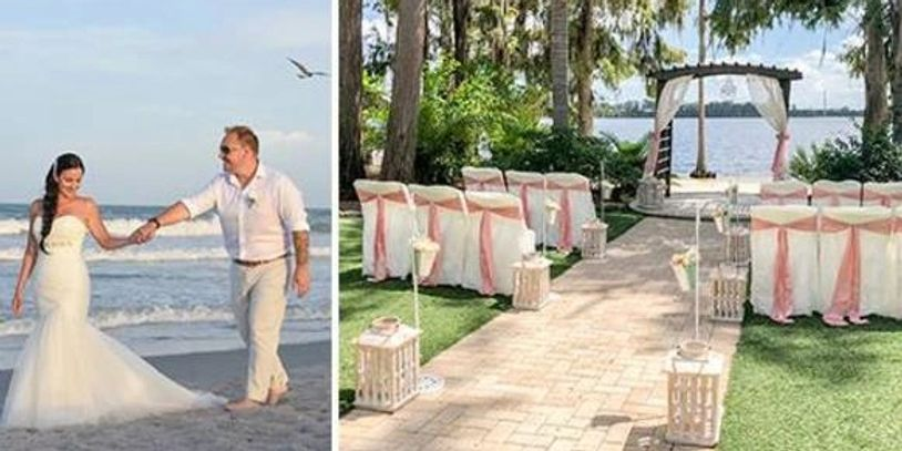 Book your ceremony with Central Florida Wedding Group!
