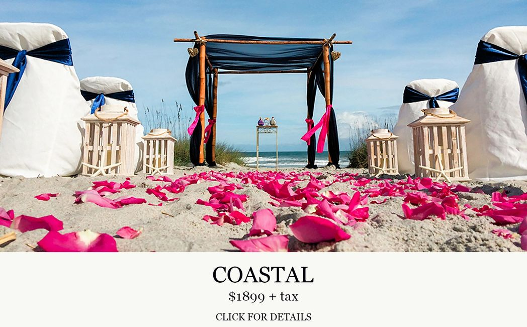 Coastal Cocoa Beach Wedding, Central Florida Wedding Group
