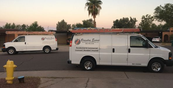 Arizona Commercial and residential electrical services.
