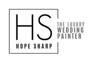 Hope Sharp - Luxury Wedding Painter