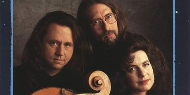 Midnight at Cabell Hall by the trio of  Freyda Epstein, Ralph Gordon, Bob Vasile.