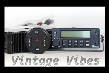 Secretaudio SST-V hidden stereo with wireless RF remote