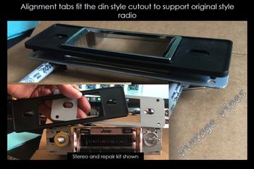 DIN cutout repair kit